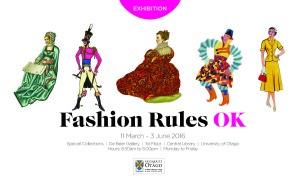 LIB-SC Fashionista Exhibition A4 Poster v1 16
