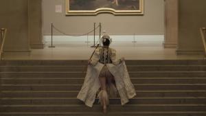 Rosanna Raymond, Backhand Maiden, at New York's Metropolitan Museum of Art